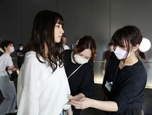 写真:広島市環境局中工場 人物